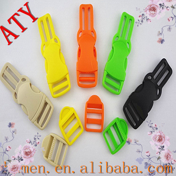 Multifunctional plastic buckles, bag plastic buckles,pet collar plastic buckles