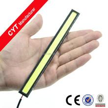 6W 12V 480LM Aluminum COB LED light Waterproof LED DRL For Car daytime running light