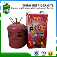 2015 Refrigerant Gas R410A 25lbs/11.3kgs for sale 99.9% Purity China Supplier