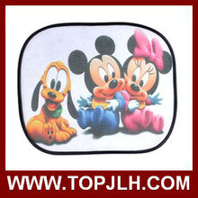 sublimation printing car windshield sun shade for custom artwork
