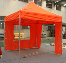 3X3 2015 New High Quality Aluminium Hexagon gazebo with sidewalls