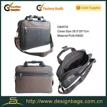 Chinese manufacturer customized computer mens bags for 15.1 inch laptop bags