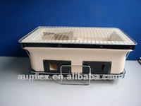 Japanese Popular Hot Sale Table Barbecue Grill/Japanese Ceramic Grill