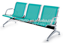 Cheap price airport chair waiting chairs, 3-seater hospital waiting room chairs