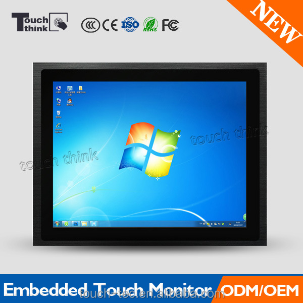 14 Touch screen monitor