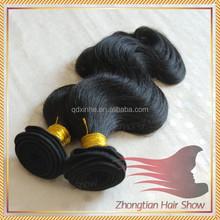 2015 No Shedding No Tangle Top Quality Human Virgin Indian Hair