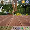 WPC (wood plastic composite ) outdoor decking floor for sales