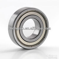 High precision double flange bearing