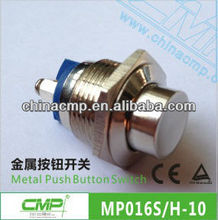 16mm AC or DC Push Button Switch