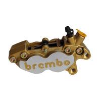 Dirt bike pit bike motorcycle CNC Aluminum Gold atv brake caliper