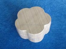 cheap price hot design color,size customized flower shape wooden box wholesale