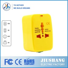 JS-A001 universal travel adapter plug universal travel smart adapter plug universal travel ac power plug adapter