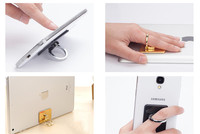 new design smartphone ring dock desk stand ajustable angle for all mobile phones