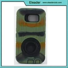 For iphone 6 tough hybrid kickstand case