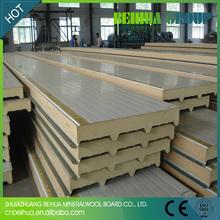 High density 16 kg/m3 foam sandwich panel for cool room use