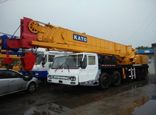 Used Kato crane 50ton,used cheap crane,Fully Hydraulic crane NK500E-V