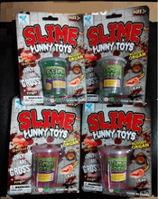 2015 New hot sale halloween gifts slime toys BT-010447