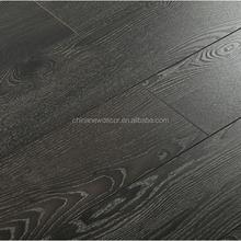 register embossed texture black laminate flooring china new decor