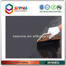 brush application water-proof pu coating sealant for concrete SP831