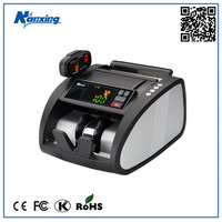 Value Money Counter Machine for Indian Rupee USD etc