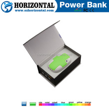 Cheapest mini mobile charger portable power bank power bank charger with charging cable