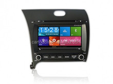 touch screen car dvd player with gps for Kia K3 GPS navigation system