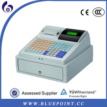 china supplier anti-greasy dirt,water 81keys electronic pos machine for cash register