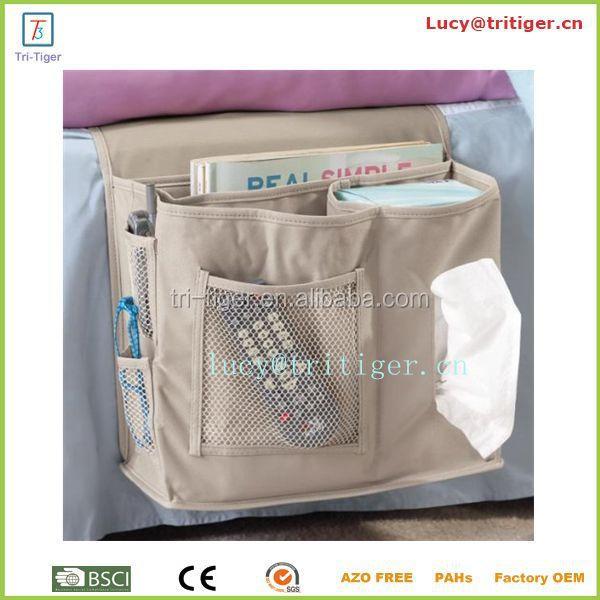 Bed Caddy Organizer Caddy Bed Pocket Organizer