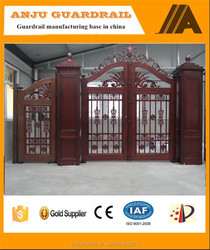 Wholesale & competitive price of decorative main gate design for homes AJLY-610