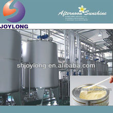 Complete milk powder production equipment line
