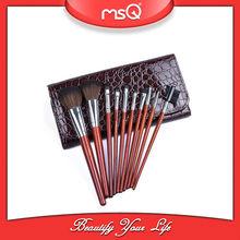 MSQ Hot Sale10pcs Synthetic Hair Emily Makeup Brush