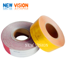 2015 Alibaba China New Product 2 inch*50M High Intensity Prismatic Reflective Tape