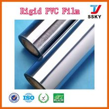 Fashion Design cheap colorful clear transparent for packing translucence pvc film