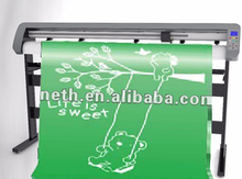 News and Hot!1300mm Teneth Cutter Plotter Making Logos and Labels/ Felxi Pen Cutting Plotter