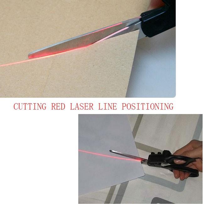 лазерной резки криво универсальный семьи, направленных на предотвращение распространенных инфракрасный лазерный ножницы / шторы специальными ножницами
