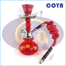 Wholesale hookah bottle shisha glass vase CS-021