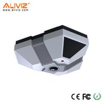 1.3MP 360 Degree Panoramic Fisheye IP Camera