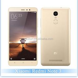 Original Xiaomi Redmi Note 3 3GB RAM 32GB ROM MTK Helio X10 Octa Core 4000mAh Fingerprint ID Metal Body Android 5.1 Smart Phone