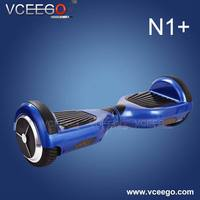 High quality 2 wheeled self balancing scooter with sufficient battery range factory price