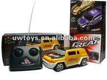 2012 hot selling 4 CH mini rc toy