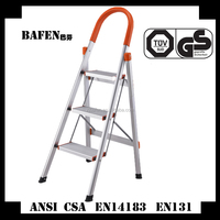 super 3step folding hunting ladder stand