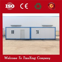 China Modern Luxury Prefabricated containerized offices scheme