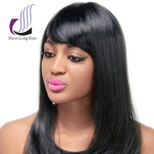 Newest design high quality belle madame german synthetic hair wig
