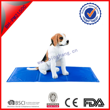 Factory wholesale non toxic pet gel cold pad/Summer pet bed