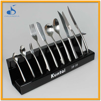 stainless steel flatware set wholesale royal line christmas cutlery set