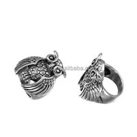 Good price fashion stainless steel casting gay men ring