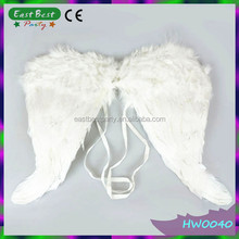 Wholesales Cheap White Angel Feather Wings