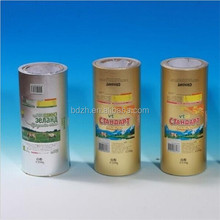 Zhenghui OEM printed food laminated 4 ply al/pe/paper/pe film for butter