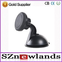 Wholesale 2015 Silicon Car Magnetic Mount Rotate Car Holder Phone