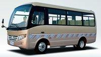 Yutong bus dimension ZK6608D 6m autobus China minibus for sale